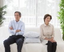 熟年離婚の理由はコレ!熟年離婚の原因ランキング